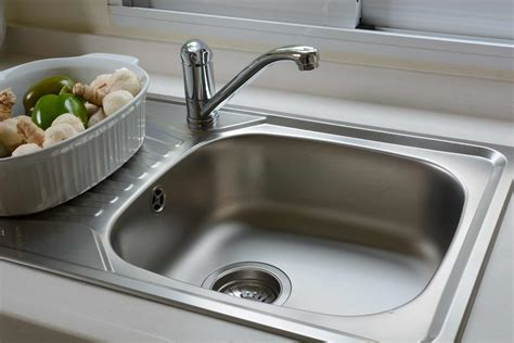 how to disinfect stainless steel kitchen sink how to clean a kitchen sink a complete guide