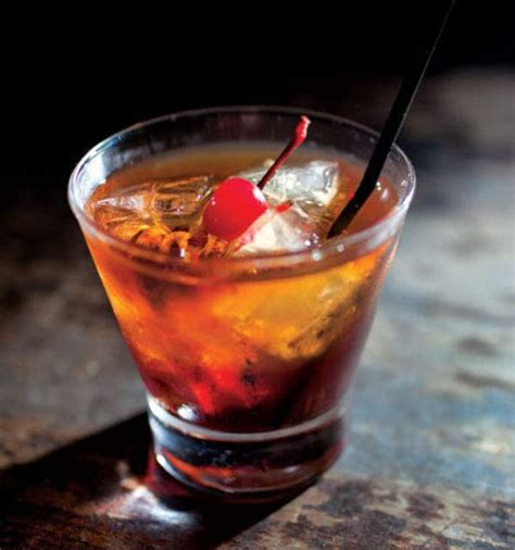 whiskey cocktail recipes bourbon cocktails saveur