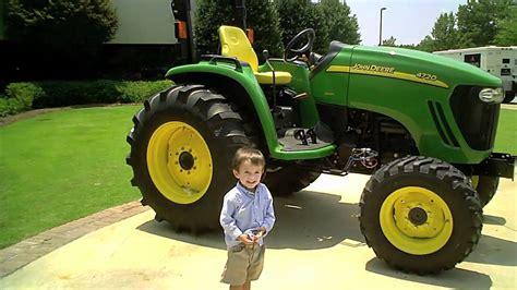 The Green Tractor logan big green tractors