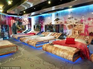 Fancy Chair Covers Big Brother 2010 First Look Inside This Year S House Just Days Before The 11th And Final Series