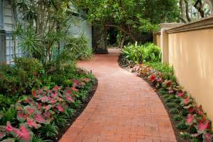 beautiful Contemporary Entry Doors For Home #7: Modern-plants-for-landscaping-australia-landscape-midcentury-with-curved-path-water-wise-florida-landscape.jpg