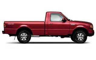 2008 ford ranger side view photo 3