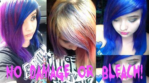 hair dye that does the least daage to hait how to remove hair dye without bleach damage youtube