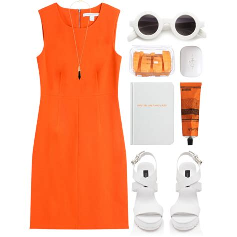 10 ways to use orange and white in your home s decor 10 ways to wear an orange dress outfit ideas hq