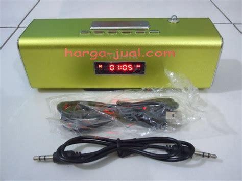 Alarm Kecil mp3 player radio fm kecil dengan jam digital alarm