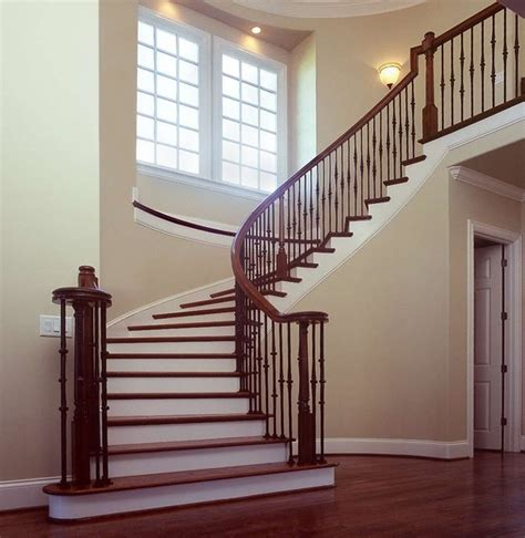 home interior stairs deer creek home interior details traditional staircase