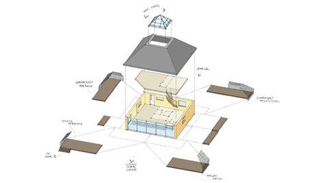 pyramid house void pyramid house