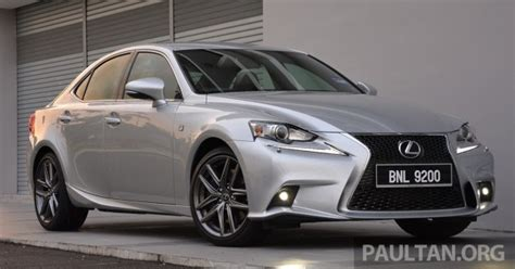 lexus is turbo driven lexus is 200t turbo downsized at a price