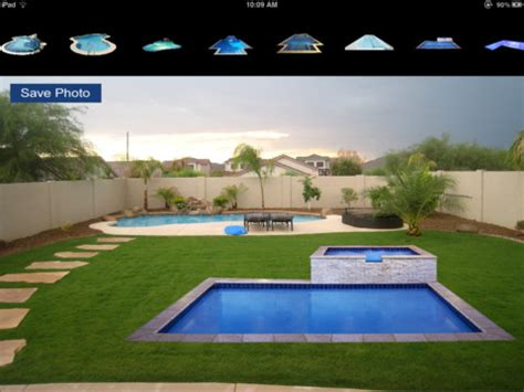 pool design app future pools swimming pool design app for ipad iphone