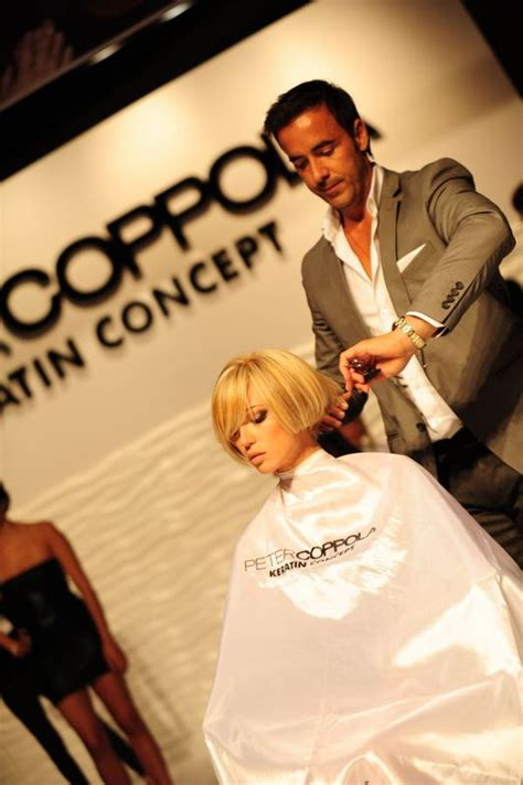 hair show in te keely webster british hair style model ceo survivor glam