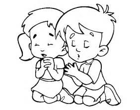 praying coloring page praying children coloring page coloringcrew