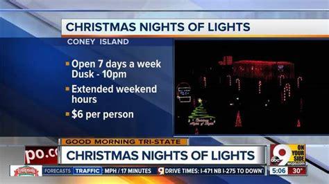coney island nights of lights christmas nights of lights how to enjoy coney island s