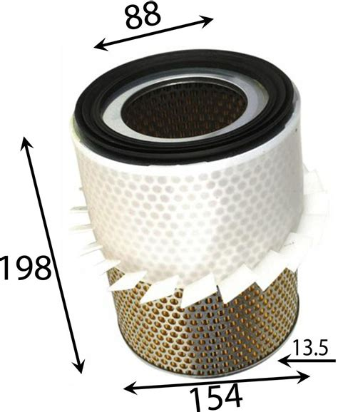Air Purifier Toyota a140 air filter toyota hilux petrol 2 0l 4cyl petrol carb