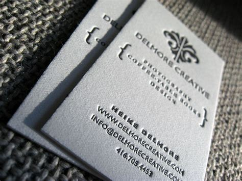 how to make letterpress business cards 100 creative letterpress business cards designs you