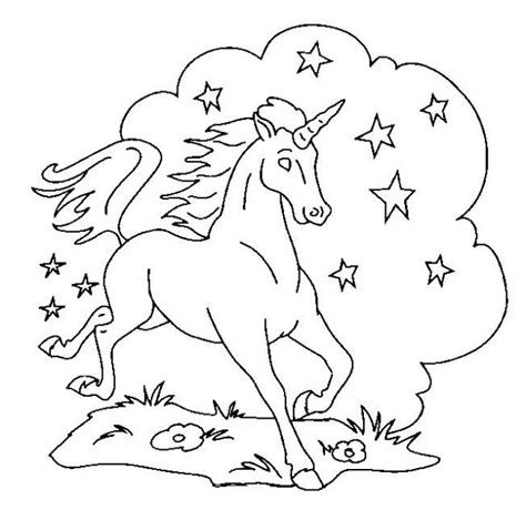 imagenes unicornios para dibujar dibujo de unicornios para colorear dibujos infantiles de