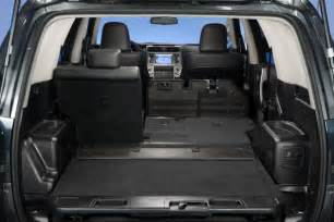 Toyota 4runner Seating Capacity Toyota 4runner Test Drive Our Auto Expert