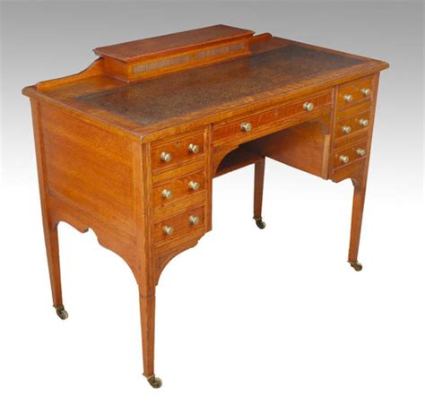 Antique Oak Writing Desk by Oak Writing Desk Antiques Atlas