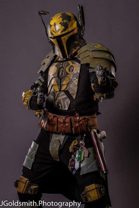 mandalorian armor colors vor en kelborn heavy weapons master starwars