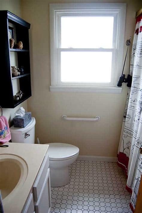 small bathroom remodel   steps