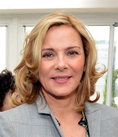 kim cattrall kim cattrall photos photos women s filmmaker brunch