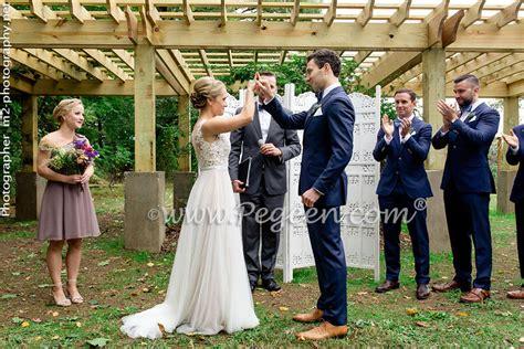 what to wear to backyard wedding courtney joes bohemian backyard wedding little white dress