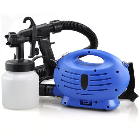 Interior Paint Gun Paint Spray Paint Zoom Spray Gun new electric paint sprayer zoom spray gun decorating fence diy tool ebay