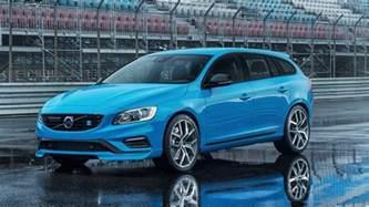 Volvo V60 D5 Polestar 2016 Volvo V60 Polestar Picture 637531 Car Review