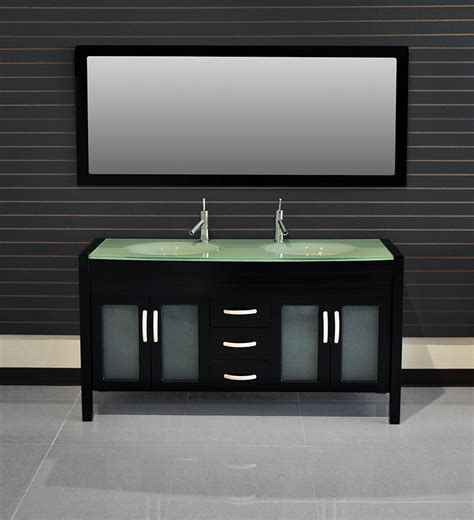 contemporary vanity bathroom modern bathroom vanity katana