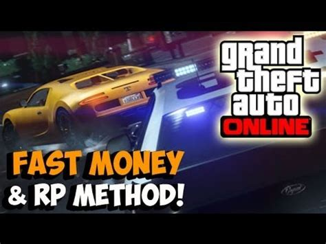 Gta 5 Online Money Making Missions - gta 5 online how to make fast money rp methods quot best
