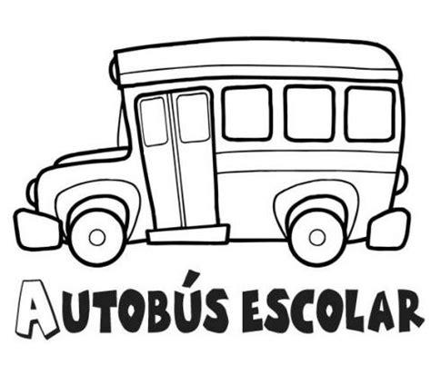 imagenes de autobuses escolares image gallery dibujo autobus