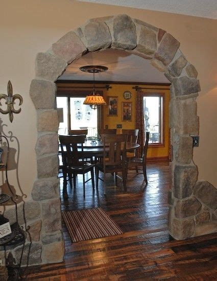 interior arch designs for home kitchen stone doorway arches design pictures remodel
