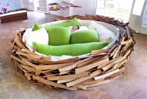 letti a forma di animali design per il letto a forma di nido d uccello le foto su