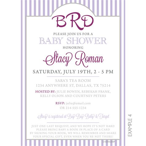 baby shower rsvp cards templates baby shower invitation cards how to fill out a show with