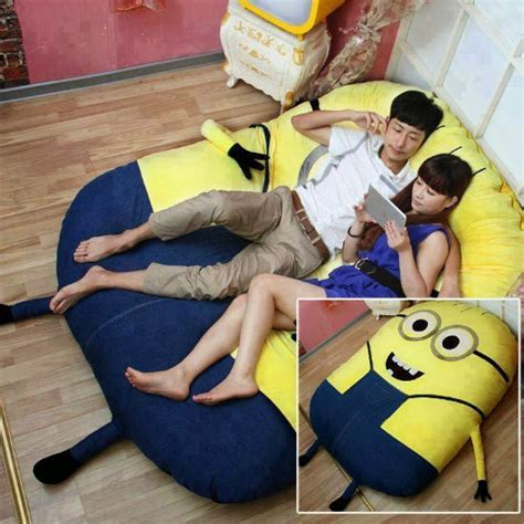 minion pillow bed despicable me minion bed shut up and take my money