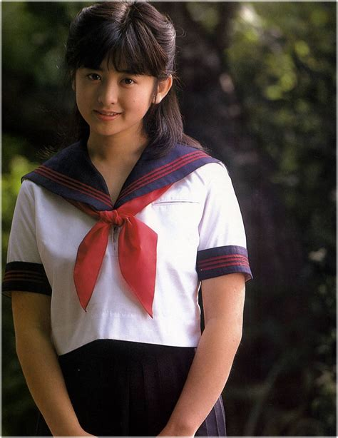 yukikax shiori suwano rika nishimura quot スケバン quot ではない斉藤由貴に a 俳優 女優 神宮寺真琴のつぶやき yahoo ブログ