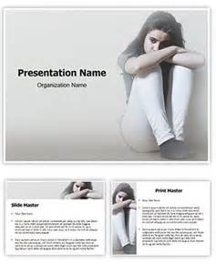 depression powerpoint template depression powerpoint and templates on