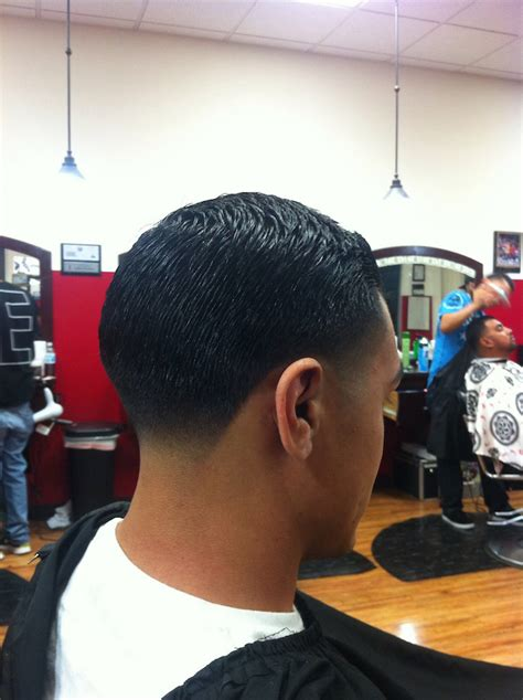taper all around haircut best taper haircut for men