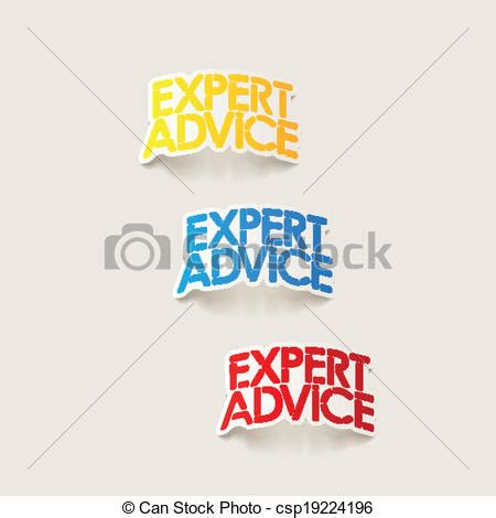 home design expert advice eps vectors of realistic design element expert advice