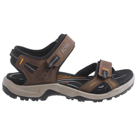 ecco sandals mens ecco yucatan ii sport sandals for save 46