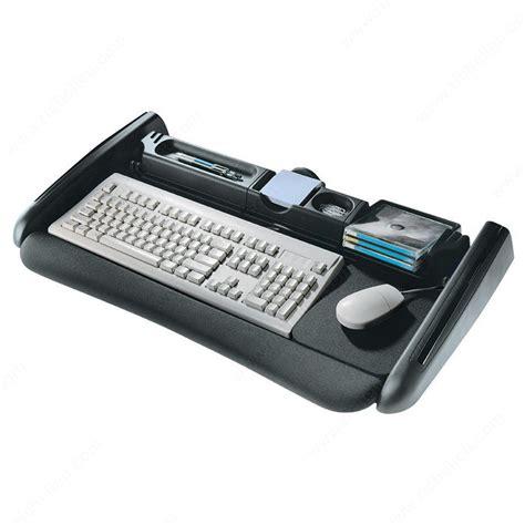 Keyboard Drawer by Accuride Keyboard Drawer Richelieu Hardware