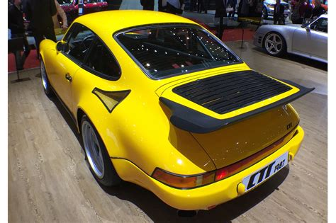 porsche ruf ctr when is a 911 not a 911 when it s the new ruf ctr 2017 by