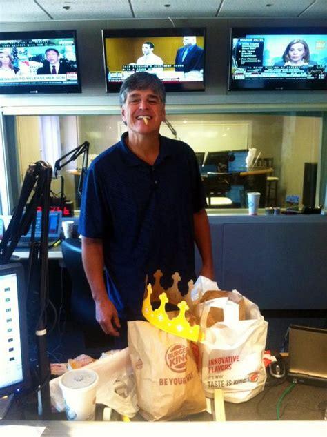 sean hannitys radio staff sean hannity on twitter quot bought the radio staff burger