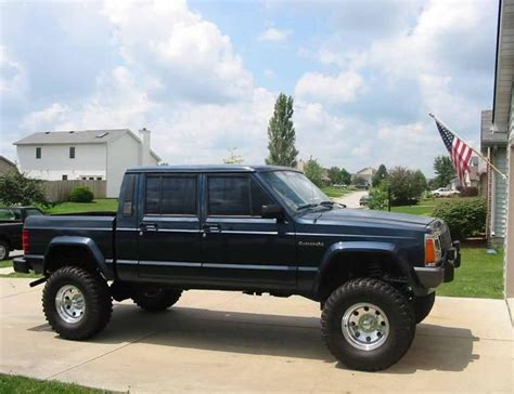 jeep comanche crew cab jeep comanche crew cab for sale in n c search