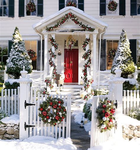 front porch christmas decorating ideas 56 amazing front porch christmas decorating ideas