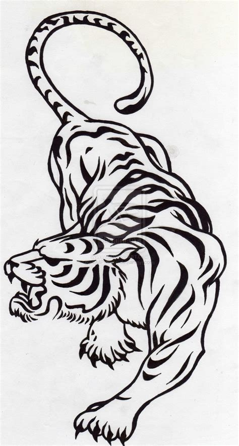 tribal tiger tattoos tribal tiger designs www imgkid the image kid has it