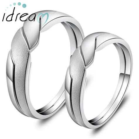 2in1 interlocking infinity wedding band for