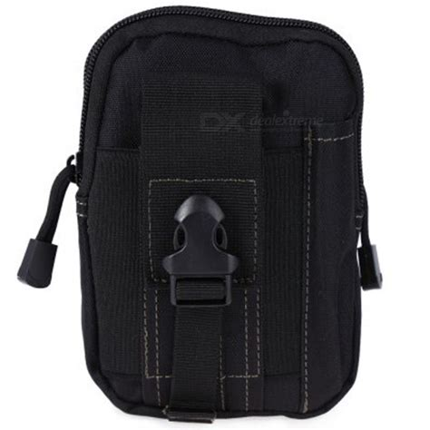 Iphone Samsung Belt Waist Outdoor Bag Tas Hp Diskon kiccy tactical molle bag belt waist pack for samsung iphone black free shipping dealextreme