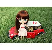 My Blythe And Me She Has A Red Car