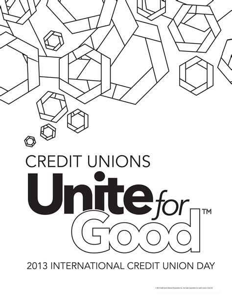 Credit Union Template credit union coloring pages coloring pages