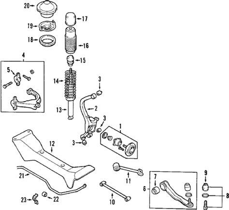 2006 Hyundai Sonata Parts Diagram